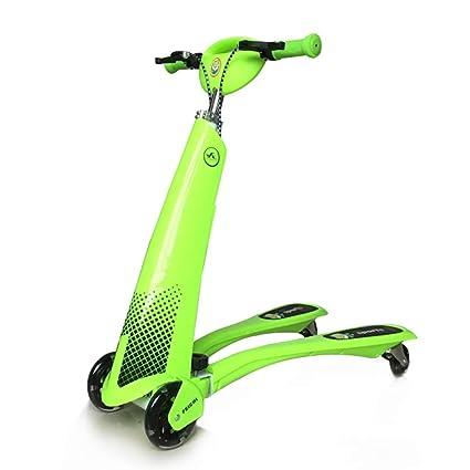 Amazon.com: SED - Patinete infantil de 4 ruedas, con ruedas ...