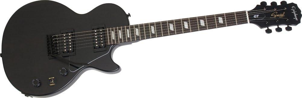 Epiphone Special-II GT guitarra eléctrica llevar Negro: Amazon.es: Instrumentos musicales