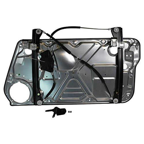 Window Regulator LH Left Driver Side Front for 98-10 VW Volkswagen Beetle -