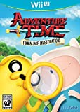 Adventure Time Finn and Jake Investigations - Wii U by Little Orbit