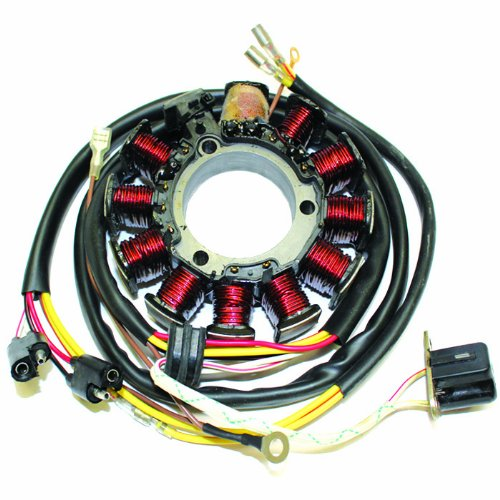 Caltric Stator Fits POLARIS SPORTSMAN 500 2000 (S#00-29083 & After) 2002 (S#00-29083 & After) ATV POLARIS SPORTSMAN - Atv Used Polaris