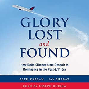 Glory Lost and Found Audiobook