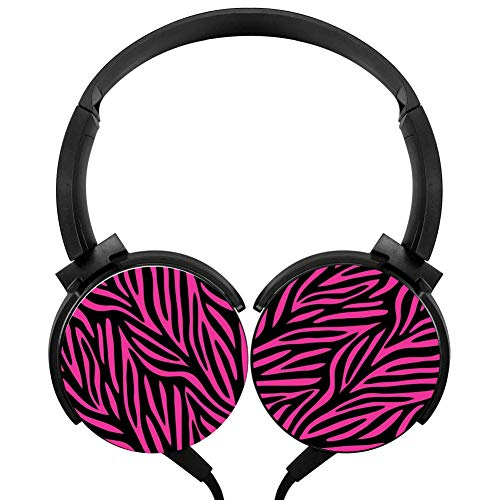 (POP Graffiti Cover Wired Stereo Portable Headphone Hi-Fi Audiophile Over-Ear Headset Earphone)