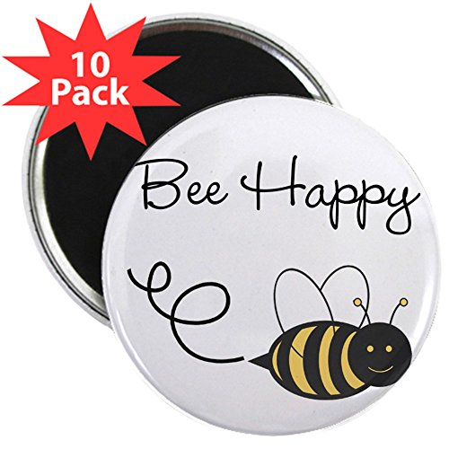 Bumble Bee Refrigerator Magnets - 2