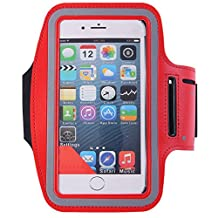 Universal Armband for Apple iPhone 7, 7 Plus,5c 5s 6 6s Plus, LG G5,Samsung Galaxy S 4 S III,Note 5 4 3 Edge S4 S5 S6 LG G3 G4 G5 Blackberry HTC One Nexus 4 5 Slim Fit case not for iphone 4 4s