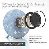 tzumi Deco Series - Small Wireless Bluetooth Fabric