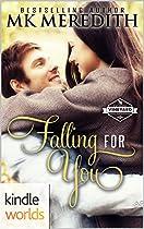St. Helena Vineyard Series: Falling For You (kindle Worlds Novella)