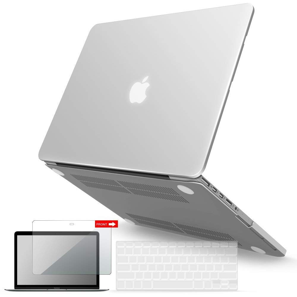 Amazon.com: iBenzer - Carcasa rígida para Apple MacBook Pro ...
