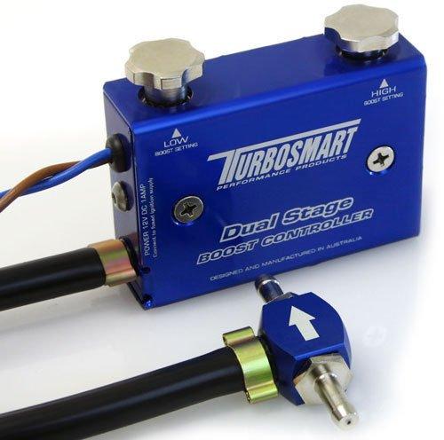 Turbosmart GBCV Dual Stage Blue Boost Controller TS-0105-1001