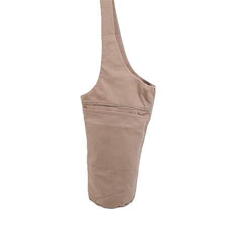 Weiy - Bolsa para Esterilla de Yoga Plegable con Bolsillo ...