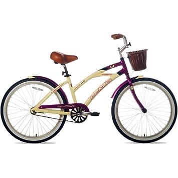 680441c4d263f Image Unavailable. Image not available for. Color  Kent La Jolla 26 quot   Girls  Cruiser Bike