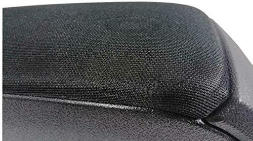flexzon Car Armrest Arm Rest Assembly Set Black For