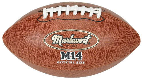 - Markwort Synthetic Leather Official Size Football