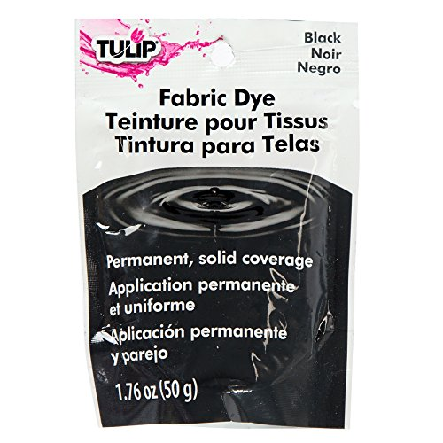 - Tulip Permanent Fabric Dye- Black (26588)