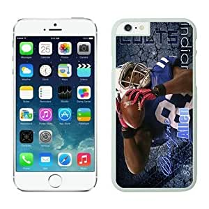 NFL Case Cover For Apple Iphone 5C Indianapolis Colts Dwayne Allen White Case Cover For Apple Iphone 5C Cell Phone Case ONXTWKHB1943