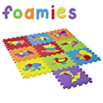 Foamies Soft Push-Out Animals Puzzle...