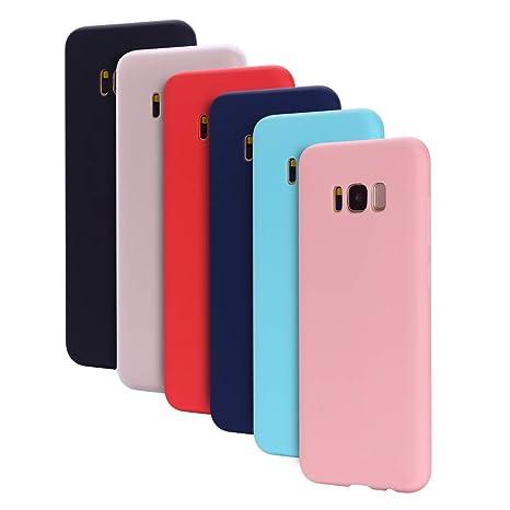 SpiritSun 6X Funda para Samsung Galaxy S8 Plus, Carcasa ...