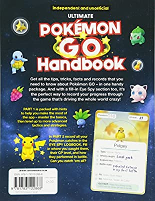 The Ultimate Pokemon Go Handbook: Clive Gifford, Anna Brett