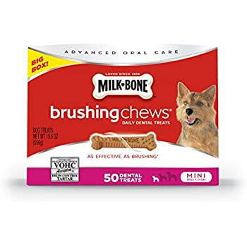 Best Edible Dental Chews For Dogs