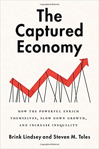 Image result for the captured economy