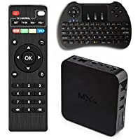 MXQ Android 4.2 TV BOX Amlogic S805 Chipest 1G8G UltrHD 1080P HDMI Wierless 2.4GHz Smart TV Box