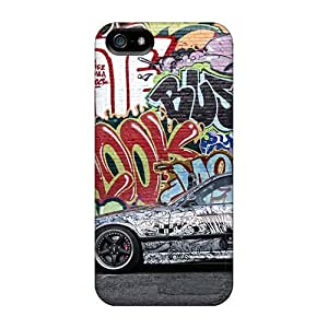 Iphone 5/5s Abstract Bmw Print High Quality Frame Cases Covers