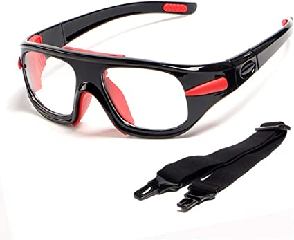 spiid Basketball Sports Goggles,Protective Glasses Safety Training Eyewear Sports Glasses for Men Women