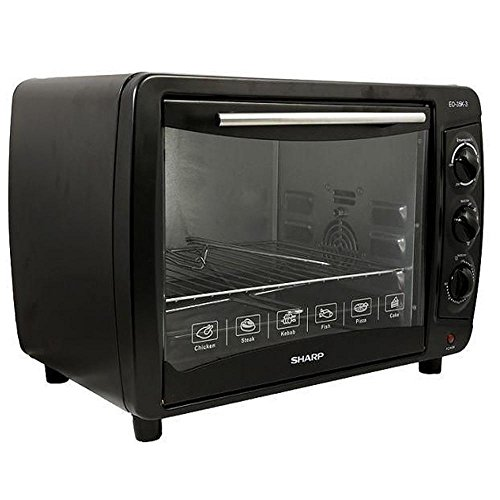 Sharp EO-35K-3 35L Toaster Oven 220-240 Volts 50/60Hz Export Only