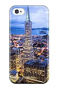 5206746K57916849 Cute High Quality Iphone 4/4s Chicago City Case