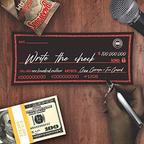 Write Check - Write the Check (feat. Gee Gwapo) [Explicit]