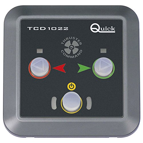 Quick TCD1022, Bow Thruster Remote Control, Push (Thruster Control)