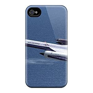 New Arrival Cover Case With Nice Design For Iphone 4/4s- Nasa's Blackbird