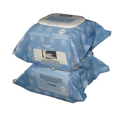 equate makeup remover wipes - 8