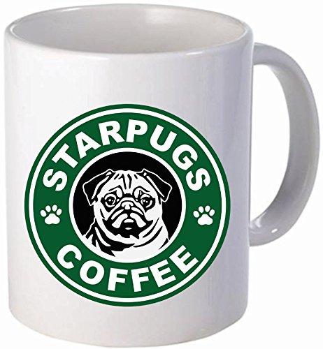 Starpugs coffee face Funny Donbicentenario product image