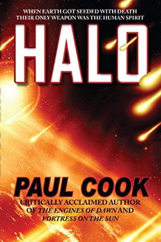 book cover of Halo