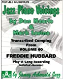 jazz piano voicings transcribed from volume 60 freddie hubbard