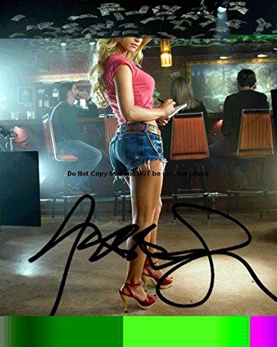 Jessica Simpson Daisy Dukes Autographed Preprint Signed 11x14 Poster (Jessica Simpson Daisy)
