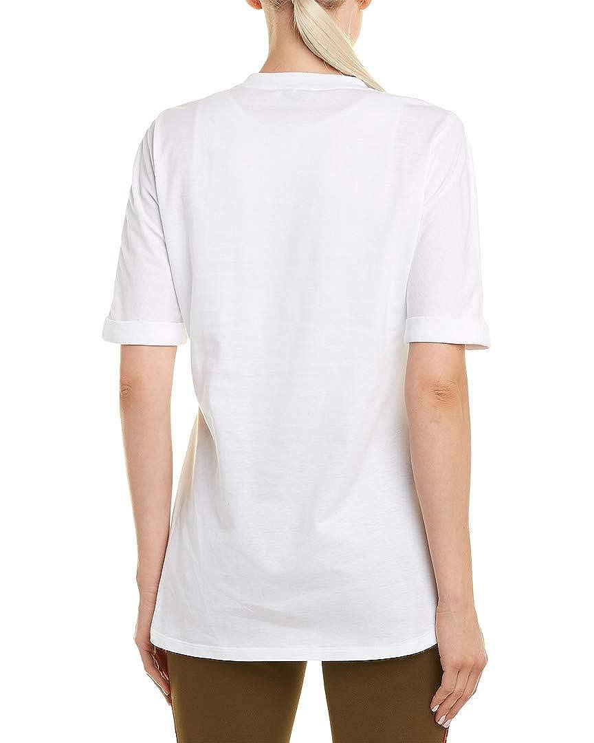 19663917 Fendi Womens T-Shirt, M, White at Amazon Women's Clothing store: