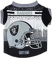 NFL Oakland Raiders Pet Performace T-Shirt, XS