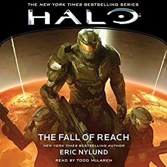 Halo the fall of reach book review