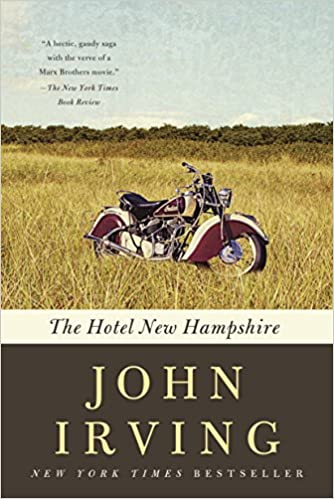 The Hotel New Hampshire Amazon Fr John Irving Livres