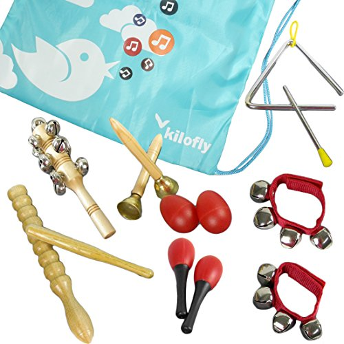 kilofly Kids Mini Band Musical Instrumen - Stick Musical Instrument Shopping Results