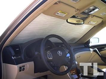 Amazoncom Sunshade For Acura TL - Acura tl sunshade