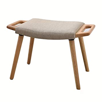 Amazon.com: Zhangchaifangstool XSJJ Stool, Home All Solid ...