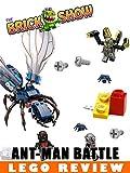 LEGO Marvel Superheroes Ant-Man Final Battle Review (76039)