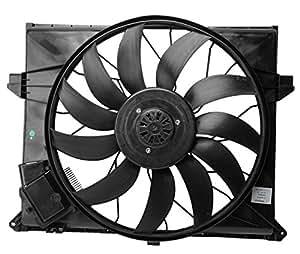 Amazon.com: TOPAZ 1645000093 Radiator Condenser Cooling ...