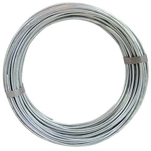 OOK 50141 12 Gauge Steel Galvanized Wire, 100 ft., 2-Pack