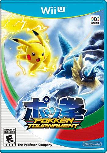 Pokken Tournament Wii U product image