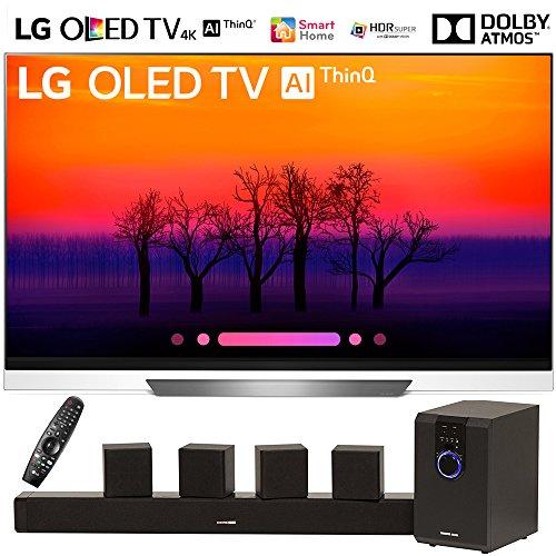 """LG OLED65E8PUA 65"""" Class E8 OLED 4K HDR AI Smart T..."""
