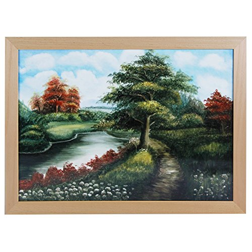 EHMAC Modern Landscape- Hometown Suburb Porcelain Wall Paintings For living room 24